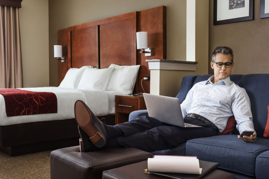 Hotels offer better, faster Wi-Fi